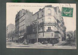 CP - 75 - Paris - Rue Sarette - Avenue D'Orléans Et Rue Beaunier - Distretto: 14