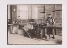 MANUFACTURE DES ALLUMETTES MANUFACTURE DE PANTIN Aubervilliers PARIS +- 24*18CMFonds Victor FORBIN (1864-1947) - Profesiones