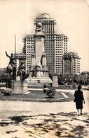 Spain Madrid Monument Of Cervantes 1958 - Altri