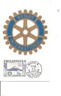 Rotary ( CM Des Philippines De 1955 à Voir) - Rotary, Club Leones