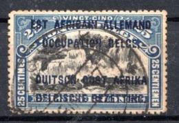AFRIQUE - RUANDA-URUNDI - (Occupation Belge) - 1916 - N° 31 - (Timbre Du Congo Belge De 1916 Surchargé) - 1916-22: Mint/hinged