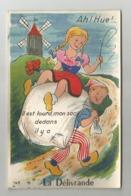 14 - LA DELIVRANDE - Carte à Système - 1958 - La Delivrande