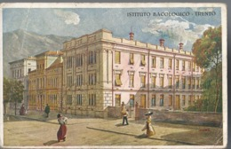 Trento - Istituto Bacologico - HP1956 - Trento