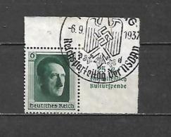 1937 - N. 593D USATO (CATALOGO UNIFICATO) - Germania