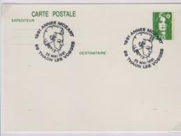 France; THAON Lès VOSGES  Vosges (88)  25 Mai 1991   Année Mozart - Poststempel (Briefe)