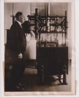 WASHINGTON DC HOSPITAL USA TRANSFORMERS X RAY MACHINE GARFIELD   +- 20*15CMFonds Victor FORBIN (1864-1947) - Fotos