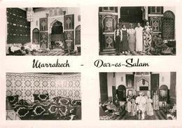 72690774 Marrakech_Marrakesch Dar Es Salam Restaurant Arabe Marrakech Marrakesch - Marokko