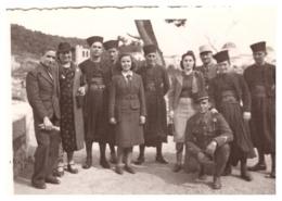 MILITAIRES CIVILS   PH. E. JUGE CONSTANTINE - War, Military