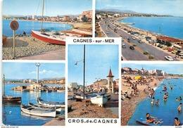 06-CAGNES SUR MER-N°C-3035-A/0189 - Cagnes-sur-Mer