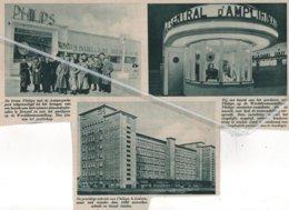 PHILIPS LEUVEN ..1935..PHILIPS OP DE WERELDTENTOONSTELLING - Zonder Classificatie