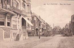 De Panne La Panne Rue Des Oyats - De Panne