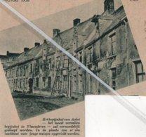 AALST..1938.. HET BEGIJNHOF VAN AALST HET MEEST VERVALLEN BEGIJNHOF IN VLAANDEREN - Zonder Classificatie