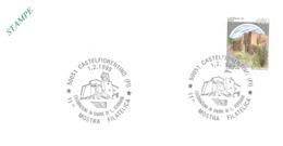 ITALIA - 1998 CASTELFIORENTINO (FI) Celebrazioni In Onore Di S. VERDIANA (Pieve Dei SS. Pietro E Paolo) - 1605 - Christianisme