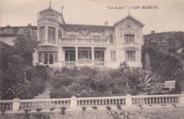CAP MARTIN -- LE LOTUS - Roquebrune-Cap-Martin