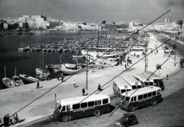 LOT 2277 Le Vieux-Port Et Le Quai Du Port En 1948 Tirage Photo Dimension 110mm X 150mm - Vecchio Porto (Vieux-Port), Saint Victor, Le Panier