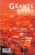Géante Rouge N° 23, 2015 (TBE) - Livres, BD, Revues