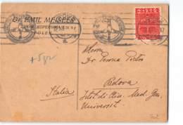 9660 01  Dr. EMIL MEIAELS  LWOW TO PADOVA - 1919-1939 Repubblica