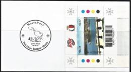 2012 Malta Europa: Visit Booklet (** / MNH / UMM) - Europa-CEPT