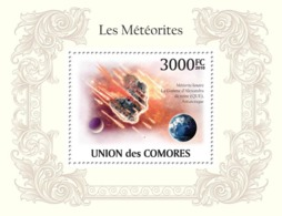 COMORES 2010 - Meteorites In Antarctic. YT 244, Mi 2630/BL560 - Comoros