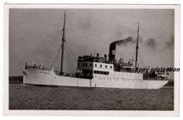 Schiff Ostpreussen, Dampfer, Alte Foto Postkarte - Steamers