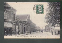 CP - 80 - Amiens - Les Forges Saint-Roch - Rue St-Jean - Amiens