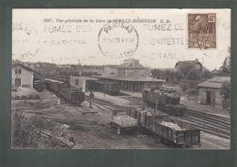CP - 92 - Sceaux-Robinson  -  Vue Générale De La Gare - Trains Locomotive - Sceaux