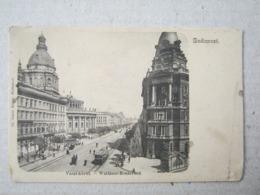 Hungary / Budapest - Vaczi Körut - Waitzner Boulevard ( Ganz Antal ) - Ungheria