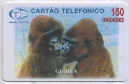 Gorille 150 U - Rare - Voir Scans - Angola
