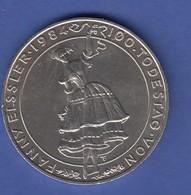 Österreich 500-Schilling Silber-Gedenkmünze 1984 Fanny Elssler - Austria