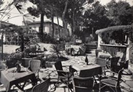 RICCIONE-RIMINI-PIZZERIA=VOMERO=-VIALE GRAMSCI N 8-CARTOLINA VERA FOTOGRAFIA VIAGGIATA Il 18-8-1960 - Rimini