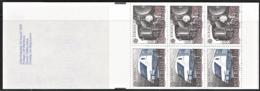 1988 Sweden Europa: Transportation And Communications Booklet (** / MNH / UMM) - Europa-CEPT