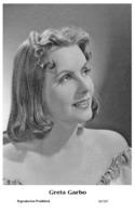 GRETA GARBO - Film Star Pin Up PHOTO POSTCARD- Publisher Swiftsure 2000 (65/107) - Postales