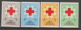 PORTUGAL - CRUZ VERMELHA EMISSÃO DE 1972 - Segnatasse