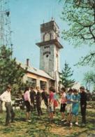 CT-03023- PECS  MECSEK MISINATETO KISS JOZSEF LOOK OUT TOWER - Ungheria