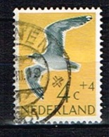 PAYS-BAS /Oblitérés/Used/ 1961 - Oiseau / Goeland - Period 1949-1980 (Juliana)