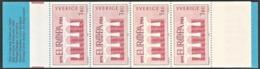 1984 Sweden Europa: The Bridge, 25th Anniversary Of CEPT Booklet (** / MNH / UMM) - Europa-CEPT