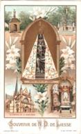 Souvenir De Notre-Dame De Liesse, J'ai Prié Pour Vous TBE 2 Scans - Devotion Images