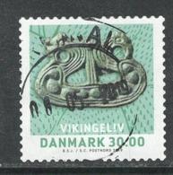Denemarken, Yv Jaar 2019, Vikings, Hele Hoge Waarden, Gestempeld - Danimarca