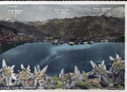 Aprica - Lago Palabione - Formato Grande Viaggiata – E 14 - Sondrio