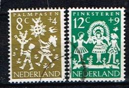 PAYS-BAS /Oblitérés/Used/ 1961 - Au Profit De L'Enfance Nécéssiteuse - Period 1949-1980 (Juliana)