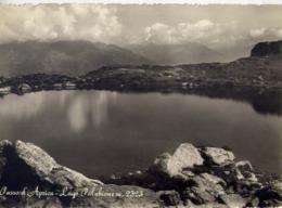 Passo D'Aprica - Lago Palabione - Formato Grande Viaggiata Mancante Di Affrancatura – E 14 - Sondrio