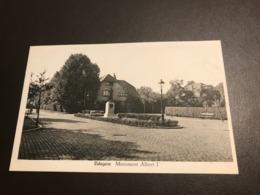Edegem - Monument Albert 1  - Uitg. Pauwels - Edegem