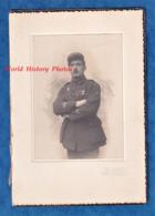 Photo Ancienne - WARSZAWA Varsovie - Portrait Officier Militaire Français à Identifier Insigne / Médaille - Leo Forbert - War, Military