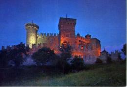 Valle D'aosta - Castello Di Fenis - De Nuit - Formato Grande Non Viaggiata – E 14 - Italy