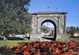 Aosta - Arco D'augusto - Formato Grande Non Viaggiata – E 14 - Aosta