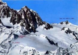 Courmayeur - Chamonix - M.blanc - Formato Grande Viaggiata – E 14 - Aosta