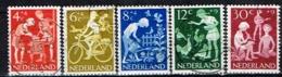 PAYS-BAS /Oblitérés/Used/ 1962 - Au Profit De L'Enfance Nécessiteuse - Period 1949-1980 (Juliana)