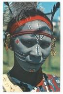 African Woman Danger 1967 - Africa