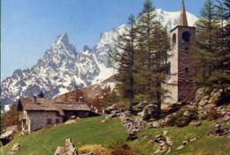 Courmayeur - Val Ferret - Plampincieux - Formato Grande Viaggiata – E 14 - Aosta