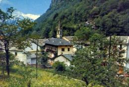 Fontainemore - Scorcio Panoramico - Aosta - Formato Grande Viaggiata – E 14 - Aosta